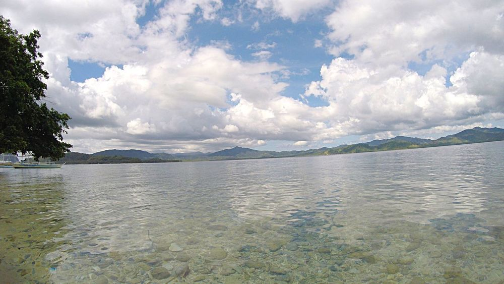 Edge Of The World Elnido Island Summer Vacation