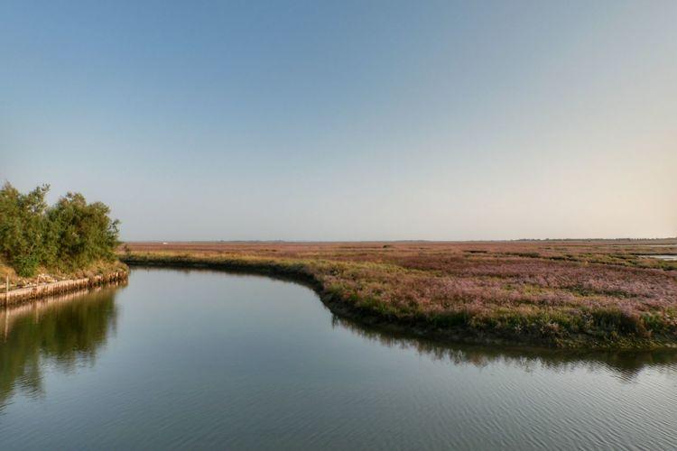 Lagune von