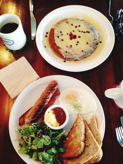 Saterday Morning Brunch Pancake