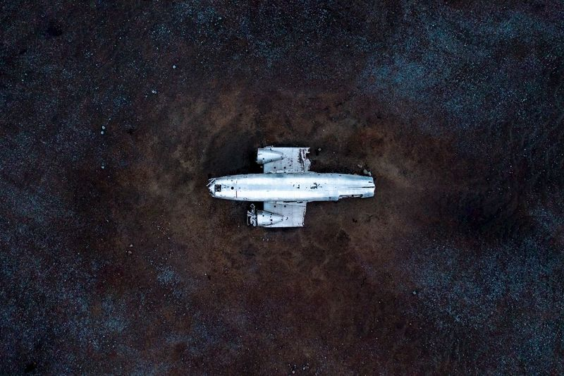 Aerial Aerial View Aerial Photography Fpv Airplane Wreck Iceland Dji Mavic 2 Pro DJI X Eyeem DJI Mavic Pro Dji Drone  Night No People Star - Space Space Astronomy Religion Architecture Sky Space And Astronomy Nature