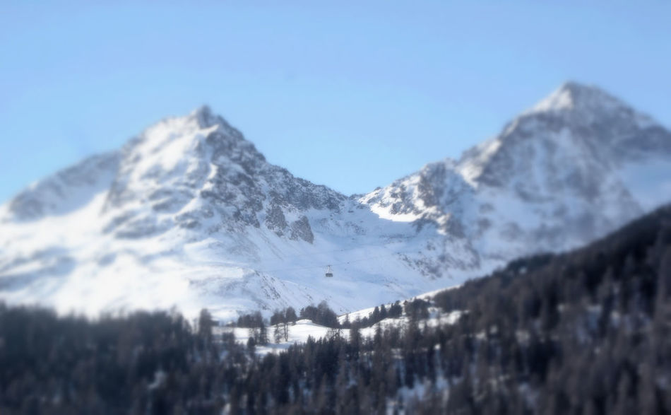 Alpen Alps Cable Car Cold Temperature Geology The Five Senses Showcase: January Landscape_photography Mountain Mountain Range Physical Geography Scenics WeatherPro: Your Perfect Weather Shot Snow Snowcapped Snowcapped Mountain St. Moritz Swiss Alps Switzerland Tilt Shift Tilt-shift Tiltshift Tranquil Scene Tranquility Winter