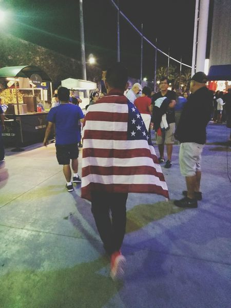 Wear your pride GalaxyS7Edge Flag Patriotism USA Soccer Love Popular Photos