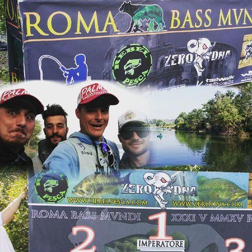 Rome Bass Mundi Tournament! Bassfishing Tournament Romebassfishing Bluesprings Zerodna Rebelpesca Bigfish