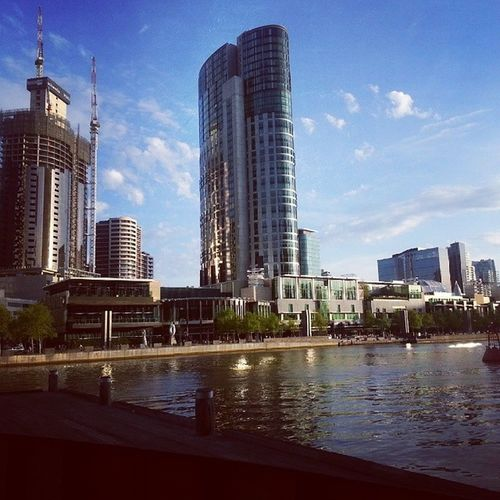 I can't believe I'm going to say this - I miss you summer!! Summer Melbourneweather