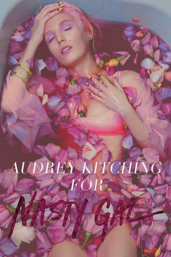 Love to work with her and Nasty Gal ? Audreykitching Nastygal
