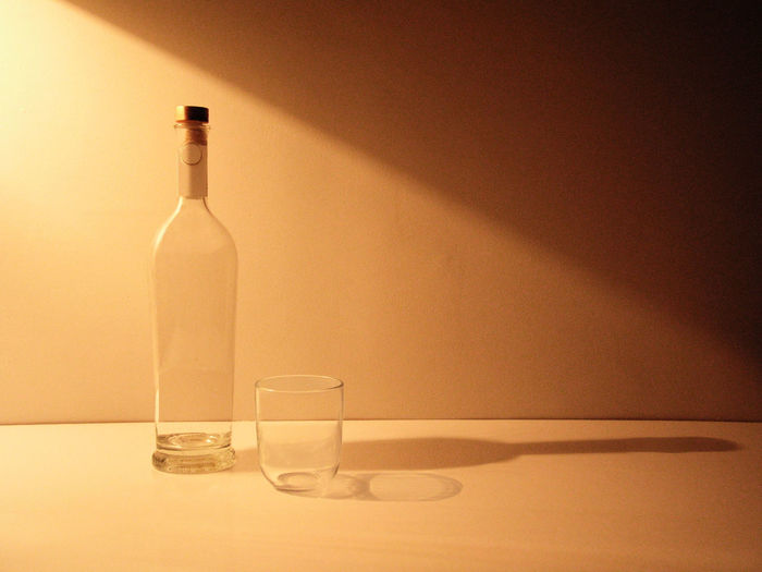 Still life Composition Bottle Close-up Food And Drink Indoors  No People Still Life Table Wineglass