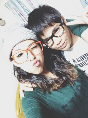 Hipster Happy Withmybrother