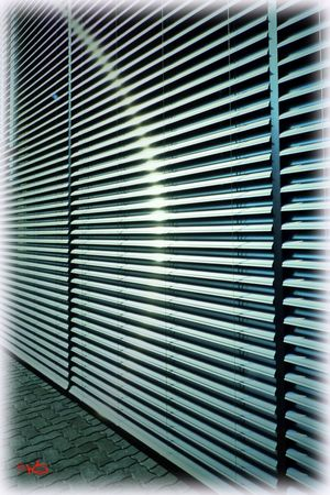 shutters For My Friends That Connect Houses And Windows Architecture Window Reflections Metal Metal Art Sunbeams