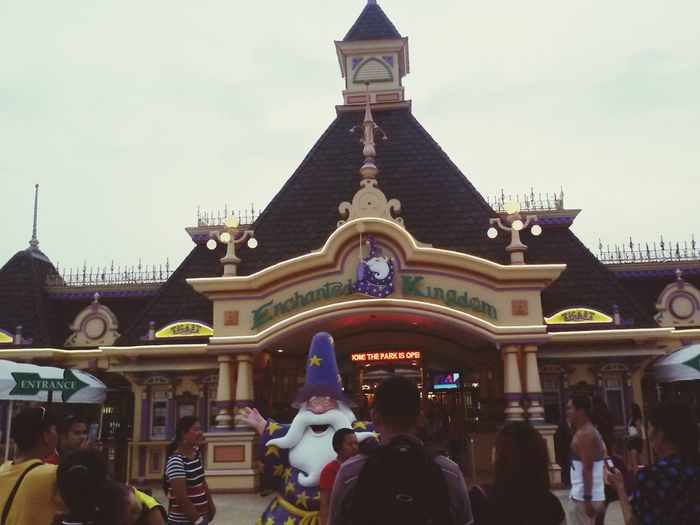 late upload ;) Enchantedkingdom