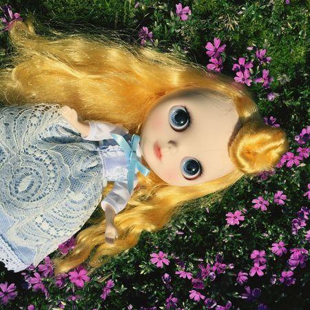 なんとなく..... Blythe Doll