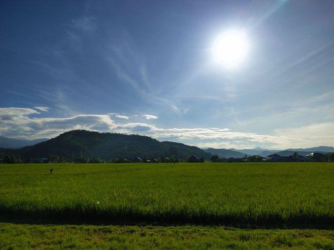 lubuak anau Lubuak Anau Irrigation Equipment Mountain Rural Scene Agriculture Field Crop  Farm Sky Landscape