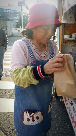 Vendor Roadside Sweet Potato Tsukiji Fish Market Tokyo Streetphotography Tokyostreetphotography Japan Tokyoautumn2016