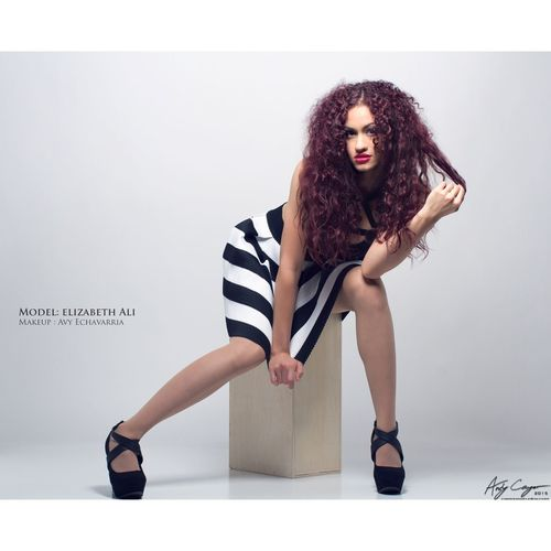 Model: Elizabeth Ali | Muah: Avy Echavarria | Photog: Andy Campos | Model Fashion Style Studio Houston Fairfield Cypress