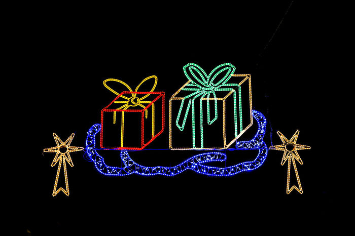 Christmas Christmas Decoration Celebration Text Night Illuminated Communication Arts Culture And Entertainment Black Background No People Close-up Outdoors City Street City Life Christmas Lights Christmas City Night Lights Christmas Decorations Christmastime Electricity  Streetphotography Lighting Equipment Street Electricity