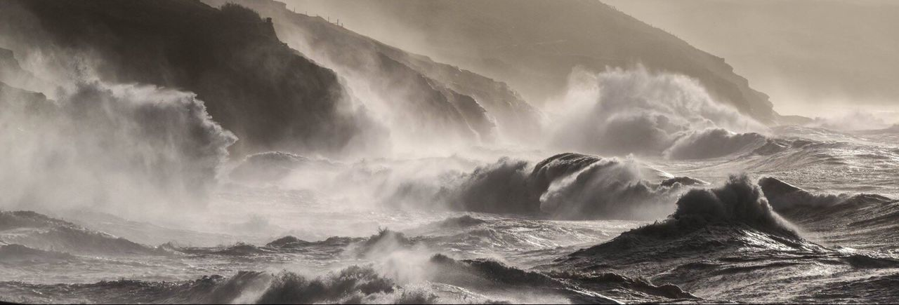 Storm Doris Motion Power In Nature Wave Water Beauty In Nature Nature Surf Waterfall Long Exposure Scenics Sea No People Splashing Outdoors Day Hitting Sky Rapid Force Cornwall Uk cornwall Cornwall Porthleven Atlantic Ocean EyEmNewHere