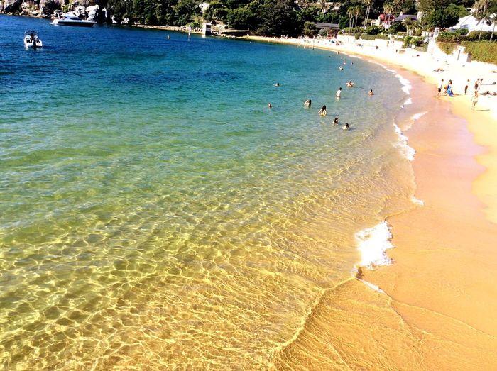 Watsonsbay Beach Beautiful Nature Beachphotography Clear Water