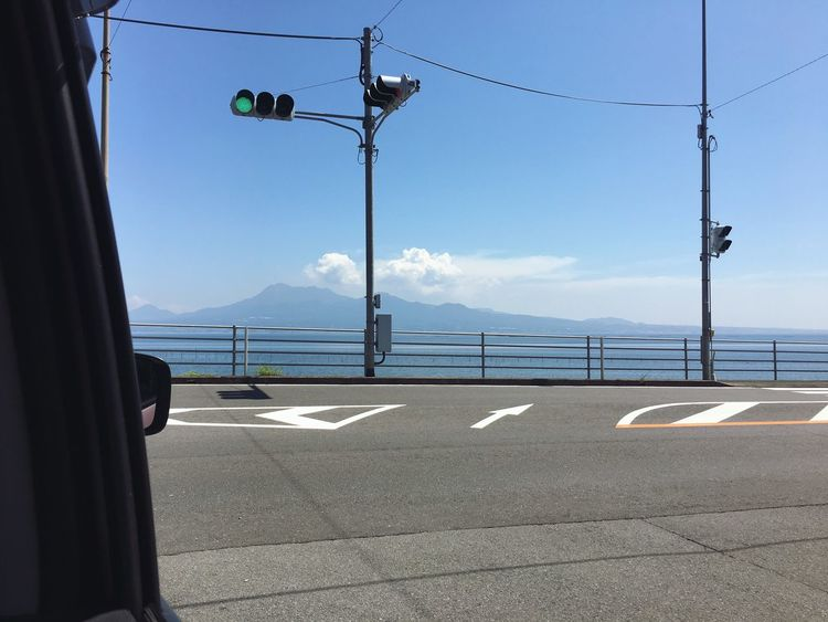 Unzen Taking Photos Nature Photography 雲仙普賢岳 Volcano Beautiful Nature View From The Window...