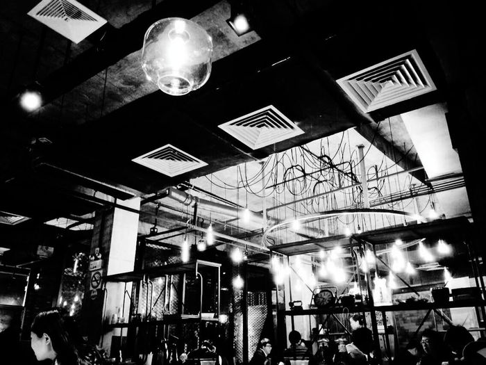 """Enjoying Life Shanghai, China Light And Shadow Interesting restaurant called 520 which means """"I love u"""" in English."""