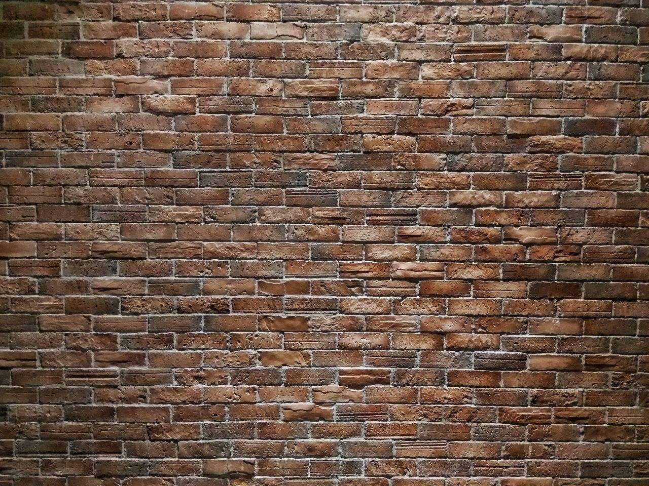 brick wall, backgrounds, brown, full frame, brick, textured, architecture, built structure, pattern, no people, building exterior, day, outdoors, close-up