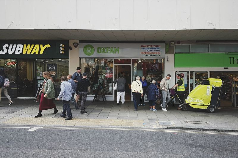 Glutton. Brighton Samsung S7 Edge Streetphotography Vscocam