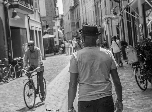City Headwear Men Bicycle Land Vehicle Biker Riding Cycling Road Street