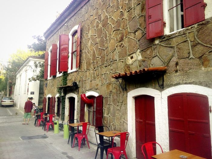 Dariomoreno Street Red Stonehouse Turkey Turkey Izmir EyeEm Gallery