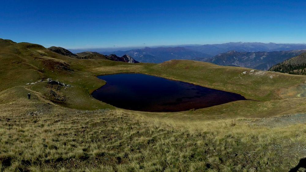 Zagoroxoria,greece Papigo Village, Epirus... Smolikas Dragonlake Landscape Outdoors Sky Nature Beauty In Nature Nature Reserve Day