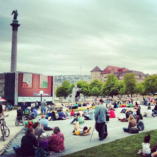 Internationales Trickfilm Festival Stuttgart Stuttgart Schlossplatz Trickfilm Itfs Festival
