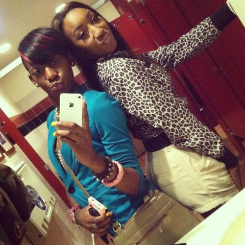 Me And My Bad Bxtch Tho #alehouse #lastnite