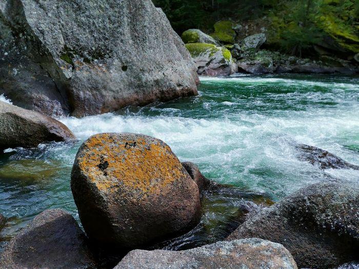 Water Rock -