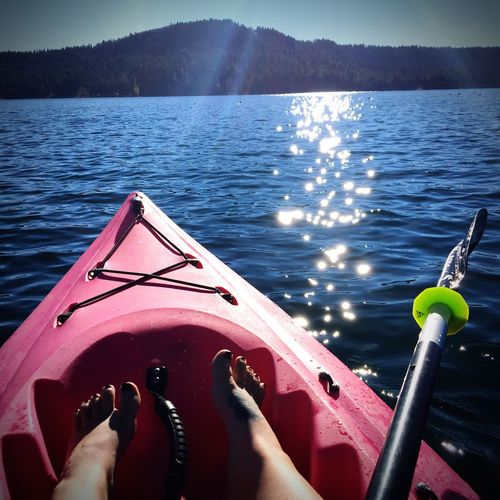 Personal Perspective Nautical Vessel Outdoors Kayaking Beautiful EyeEm Nature Lover Naturelovers You Had Me At Nature Beauty In Nature Kayak Adventures Kayaking In Nature My Year My View