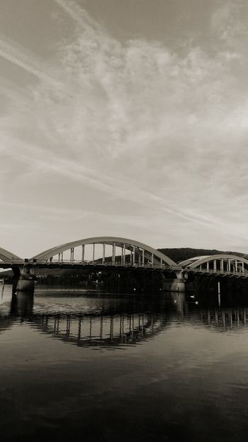 Water Bridge - Man Made Structure Business Finance And Industry Sky Architecture