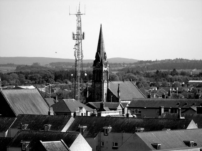 Another view from the top of Ladyhill (B/W edit) Architecture B/w B/w Collection B/w Daily B/W Photography Building Exterior Built Structure City City Life Cityscape Community Day Development Eye Em Scotland Hill Horizon Over Land Landscape No People Outdoors Roof Scotland Sky Town TOWNSCAPE Uk