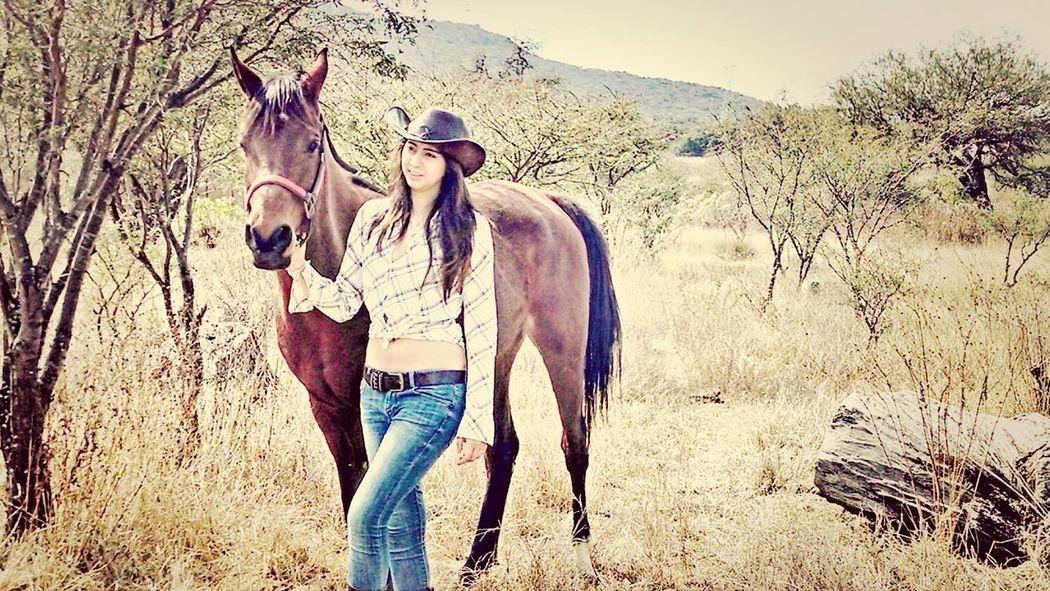 Ilovemyhorse<3 Meandmyhorse Being Us iadoreyouuuu