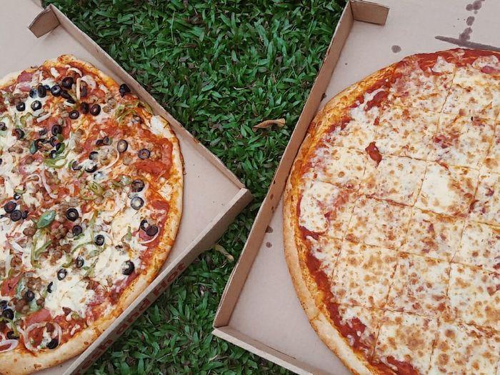 Pizza Picnic Ahjussi