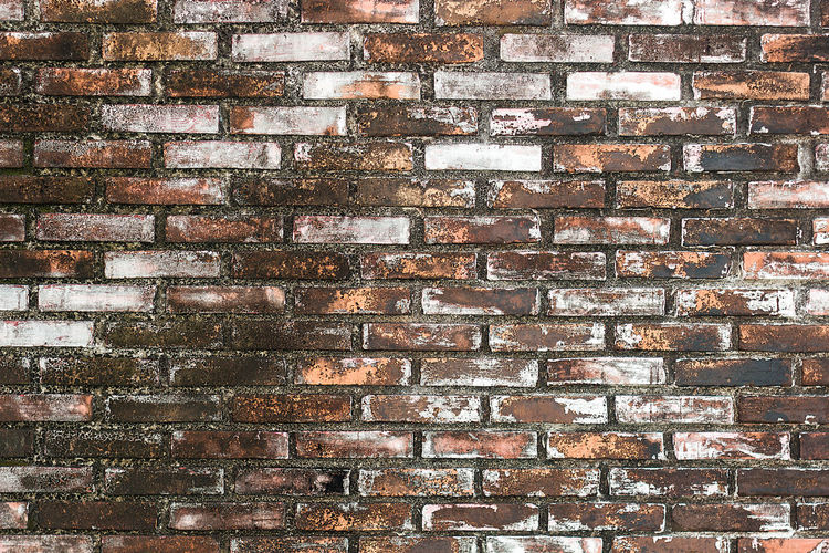Old brick wall background, Grunge texture, Black wall surface Antique Construction Retro Textured  Architecture Backgrounds Brick Brick Wall Cement Grunge Rusty Stone Structure Stucco
