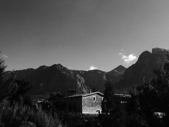 Black And White Mallorca VSCO Vscocam Soller Travel Photography Traveling SPAIN