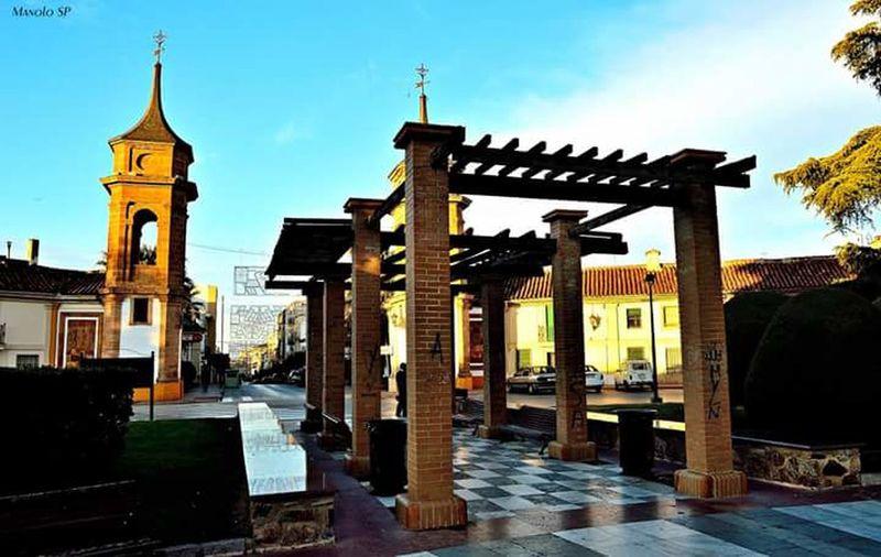 La Carolina,torres de la aduana. Jaen Province Nikon D3200 SPAIN Andalucía Pueblos De España La Carolina Monumento Monuments