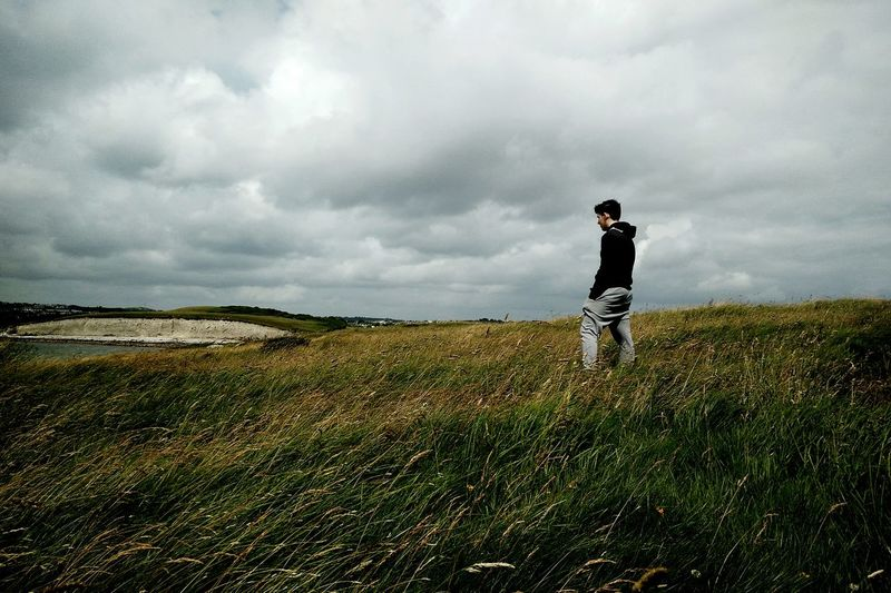 Perfect modeling Cameraphone Solitary Gentian Hill Galway View Knocknacarra Outer City
