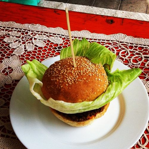 Hamburger #Testdrive zum Nachtisch Immendingen Food Snack Essen Imbiss Germany Hamburger Burger Deutschland Fastfood Badenwürttemberg Testdrive Badenwuerttemberg