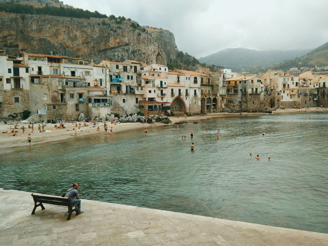UNESCO World Heritage Site Sicilia Italy Old Harbour Oneplusonephotography From My Point Of View Architecture_collection Feel The Journey Travel Photography Seaside Smartphone Photography Travellingtheworld