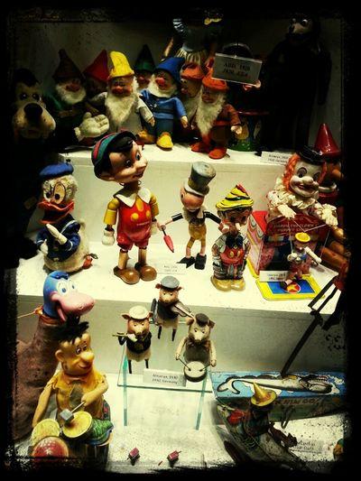 Toys Müze Oyuncak Pinokio