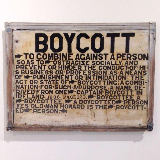 Art Museum Boycott St. Louis