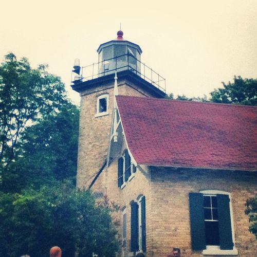 Eagle Bluff Lighthouse ?Doorcounty Eaglebluff Lighthouse Lakemichigan eagleblufflighthouse