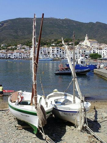 Cadaqués Boats Nautical