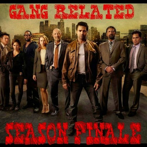 Don't Sleep On That GangRelated Season Finale Tonight @ 9P... This Show Is Definitely An Hour Well Spent. Real Talk. OneOfTheHottestShowsOnTV