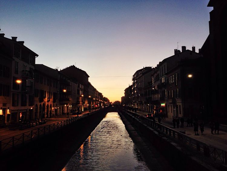 Sunset Sunset_collection From My Point Of View Taking Photos Enjoying Life Places I Love Walking Around Navigli