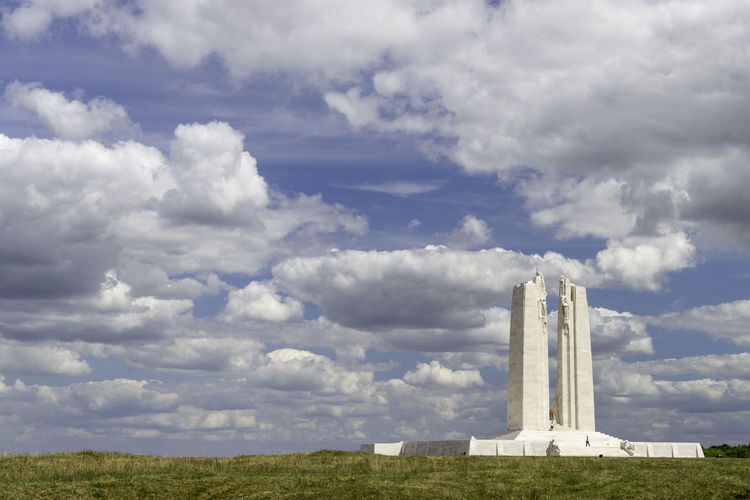 Built Structure Cloud - Sky Day History Landscape Memorial Monument Nature No People Outdoors Sky