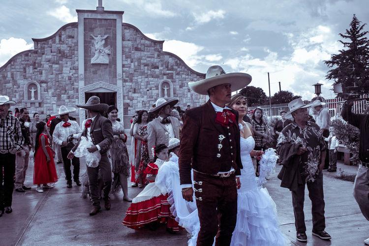 Anniversary Bride Groom Mexico Mexico City Red Rule Of Thirds Split Toning Villanueva Wedding