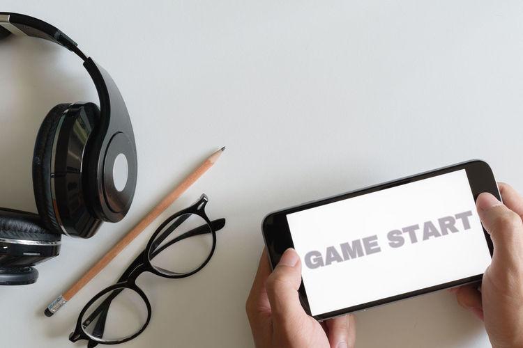 Gamer Concept.